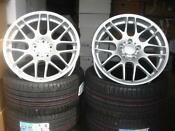 BMW E46 M3 CSL Alloys