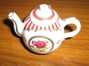 Minature Teapot