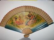 Antique Hand Fan
