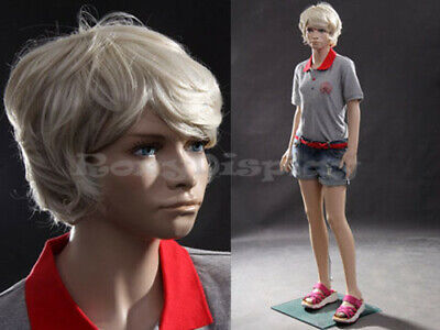 Preteenteen Girl Fiberglass Mannequin Dress Form Display Mz-sk03