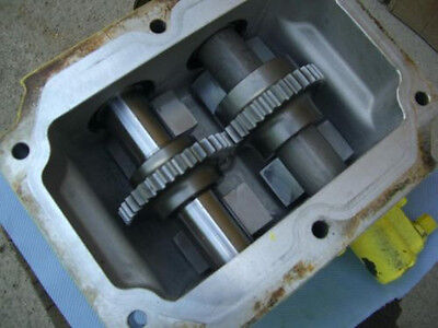 Instandsetzung Reparatur Erreger Getriebe Unwucht Rüttelplatte Wacker DPU 6055