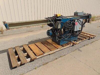 Pedrazzoli Universal Brown 32 Hydraulic Tubing Bender