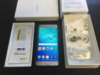 SAMSUNG GALAXY S6 EDGE PLUS UNLOCKED BRAND NEW CONDITION COMES WITH WARRANTY AND RECEIPT