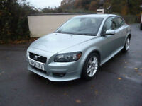 Volvo C30 2.4i Geartronic 2007 SE Lux Automatic