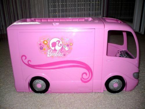 barbie flugzeug neu