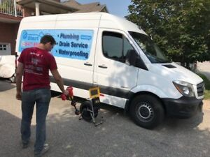 Drain Camera Inspection/Cleaning/Locating 647-300-6509