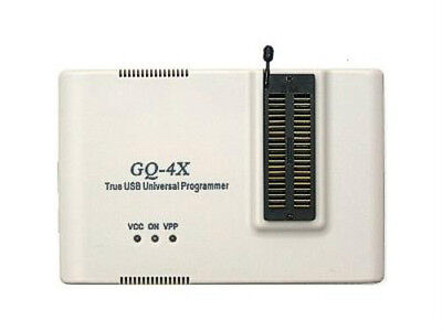 True USB GQ-4X V4 (GQ-4X4) EPROM chip Burner Programmer 29F400