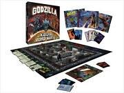 Godzilla Board Game