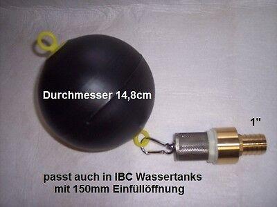 Schwimmende Entnahme für IBC Regenwassertank mit Hauswasserwerk TOP-QUALITÄT #99