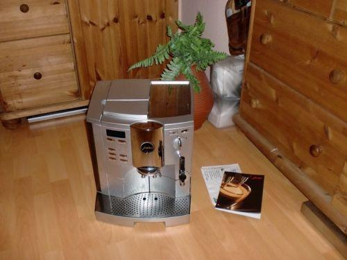 Kaffeevollautomat Jura Gebraucht