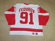 Vintage Red Wings Jersey