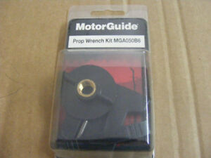New-OEM-Mercury-MotorGuide-Wrench-Kit-Propeller-Nut-MGA050B6  N