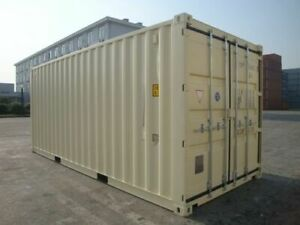 Storage and Shipping Containers for sale and rent- 20' and 40'