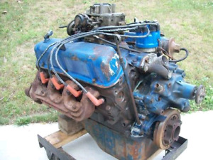 Ford Small Block Motor 289-351 or Heads