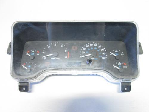 Jeep Wrangler Digital Gauges : Jeep gauge cluster ebay
