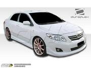 Toyota Corolla Body Kit