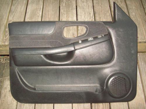 98 Chevy Blazer Door Panel Ebay
