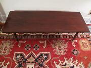 Mid Century Walnut Table