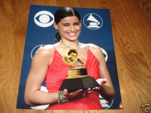 Nelly Furtado 8x10 Promo Photo Color