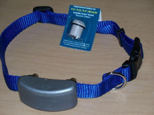Used Invisible Fence Collars Ebay