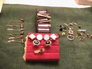 Vintage Mens Jewelry Lot