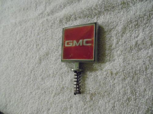 GMC Hood Ornament | eBay