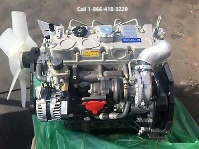 Brand New Cat 3024c 3024d C2.2 New Skid Steer Perkins 404d-22t Engine