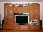 Wohnzimmerschrank Massiv