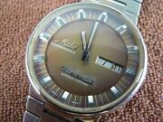 Vintage Mido Mens Watch
