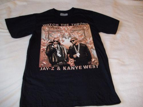 Watch The Throne Shirt   eBay