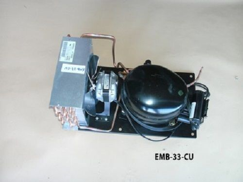 Perlick Cooler Refrigeration Unit 1/4 HP, Embraco UFF10HBX, Part# 515301063