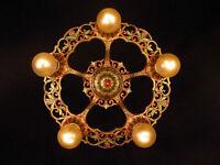 Vintage JC Virden Lamp