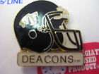 Wake Forest Demon Deacons NCAA Helmets