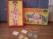 Vintage Operation Game