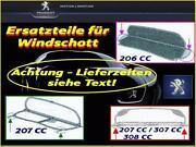 Windschott Peugeot 207cc