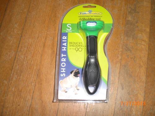 Furminator Small Dog Short Hair Ebay
