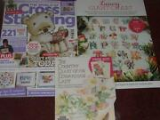 Country Diary Cross Stitch