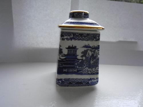Ringtons tea pottery porcelain glass ebay ringtons tea caddy negle Image collections