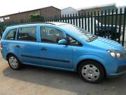 Cars Spares or Repair Zafira