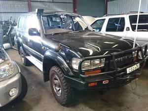 TOYOTA LANDCRUISER WHEEL WITH TYRE 90 TO 92 (TMP-129949) Brisbane South West Preview