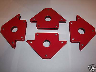4 Arrow Welding Magnets Holder 50 Lb Strength 50lb