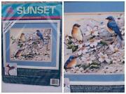 Bird Cross Stitch Kit