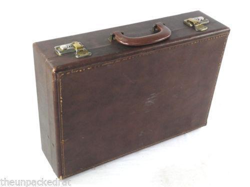 Vintage Salesman Case Ebay