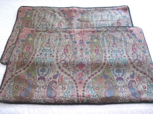 Pottery Barn Pillow Cover 16 X 26 Ebay