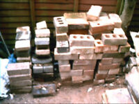 Bricks and paving blocks over 100, most used,