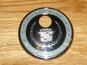Cadillac DeVille Emblems