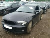 BMW 1 SERIES E82 COUPE CABRIOLET 2007-2013 ENGINE BREAKING SPARES TDI DOORS