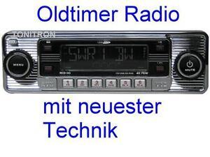 Retro Look Radio