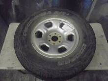 NISSAN NAVARA D40 16 INCHES STEEL SPARE WHEEL 05 TO 07 (39023) Brisbane South West Preview