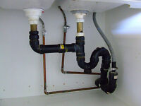 Leaky pipes? Licensed Plumber Pipefitter Call/text 647-871-3150